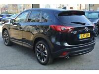 2016 Mazda CX-5 2.2d (175) Sport Nav 5dr AWD A Automatic Diesel 4x4