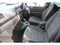 2010 Volkswagen Golf 1.6 TDi 105 Match DSG Automatic Diesel Hatchback