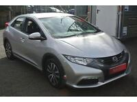 2014 Honda Civic 1.6 i-DTEC SE 5dr Manual Diesel Hatchback