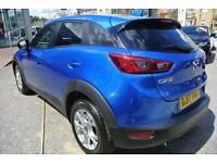 2017 Mazda CX-3 2.0 SE-L Nav 5dr Manual Petrol Hatchback