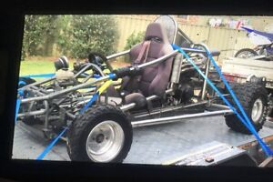 GSX 1100 off-road buggy Baulkham Hills The Hills District Preview
