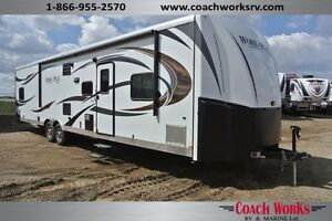 2015 Work & Play 36 UKL Toy Hauler