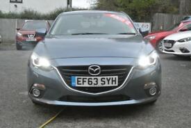 2013 Mazda 3 2.2d Sport Nav Automatic Diesel Hatchback