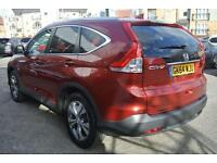 2014 Honda CR-V 2.2 i-DTEC EX 5dr Automatic Diesel Estate