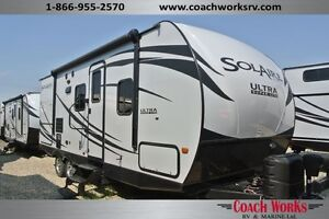 2015 Solaire 226 RBK Travel Trailer