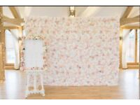 Flower Wall Hire * Flowerwall HIRE *