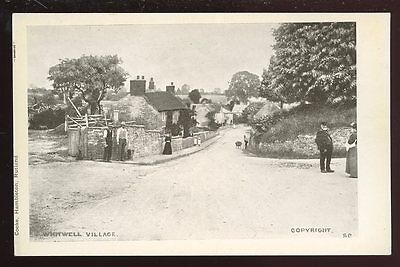 Rutland WHITWELL Village early PPC