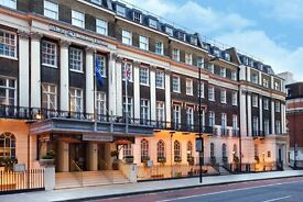 Hilton London Euston is recruiting for full time & part time team memebers for food & beverage