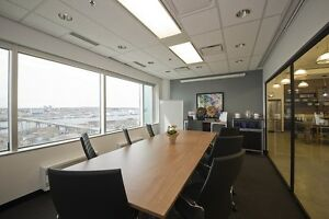 Executive meeting room space with waterfront views!