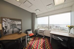 Prestigious Harbor view Window Offices Available!