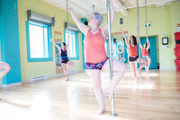 Pole Dance Classes in Halifax!