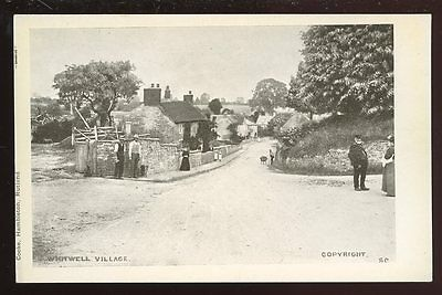 Rutland WHITWELL Village early PPC
