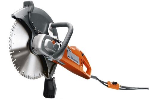 Husqvarna K4000 Wet Electric Power Cutter + IN STOCK TODAY + FREE SHIPPING