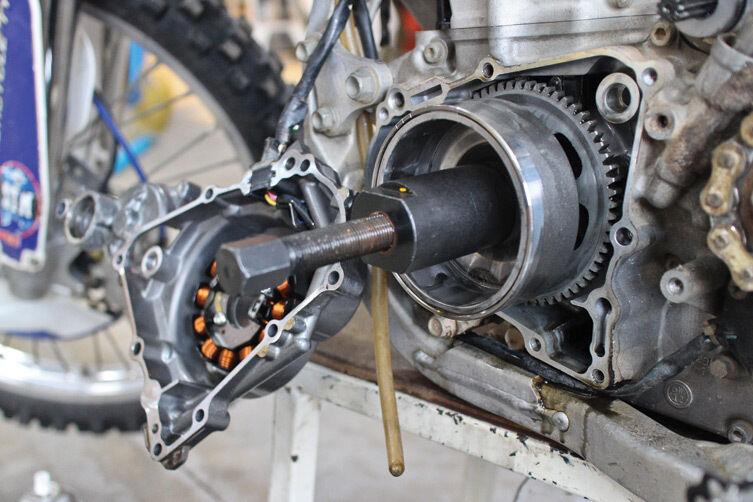 YAMAHA BANSHEE 350 ATV COMPLETE ENGINE REBUILD - 350 YFZ350 YFZ - PARTS / LABOR