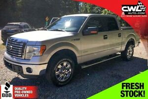 Ford F-150 4WD SuperCrew XTR  2012