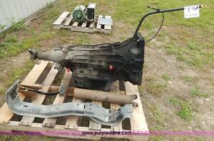 4r100 transmission from 1999 f150
