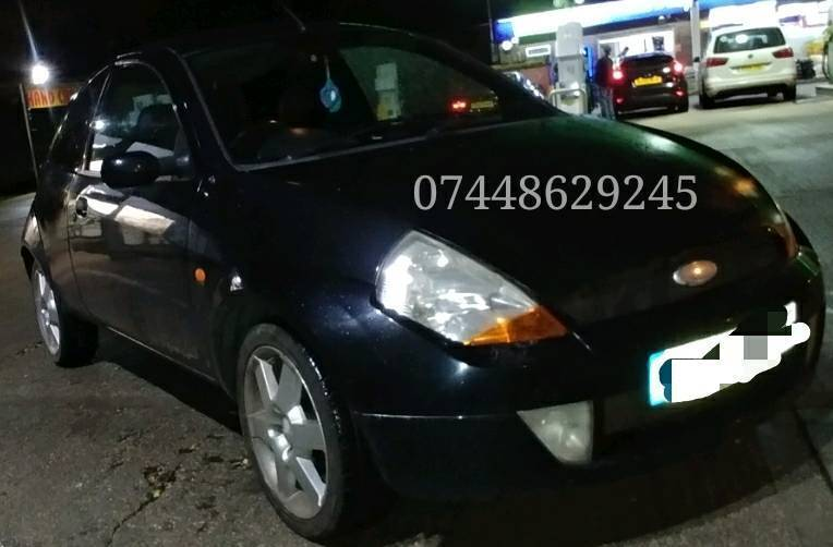 Ford KA 1.6 sports Breaking for parts leather interior Low mileage engine and gearbox 60k