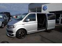 Original VW T5/T6 18 Inch Sportline Alloys with Goodyear Tyres