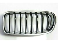 For BMW F32 F33 Pair Set of Left /& Right Bumper Trim Finisher Grilles Genuine