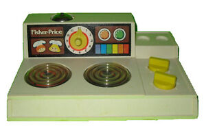 Fisher Price #919 Kitchen Set