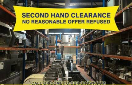 Secondhand Catering Equipment - Catering Equipment - Fridges etc