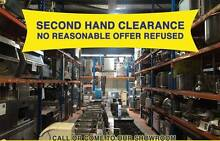 Secondhand Catering Equipment - Catering Equipment - Fridges etc Campbellfield Hume Area Preview