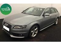 £219.93 PER MONTH GREY 2010 AUDI A4 AVANT 2.0 TDI S LINE ESTATE DIESEL MANUAL