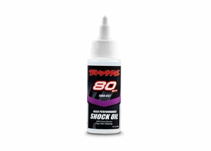 Traxxas Premium 80wt Shock Oil 2oz 5037 TRA5037