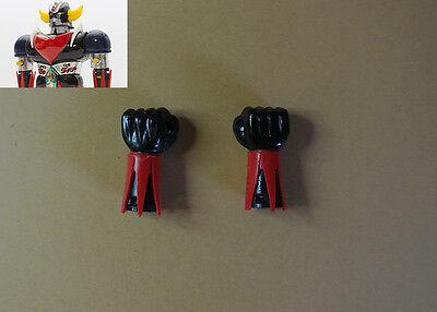 2 Pugni Punch Maglio repro replicas Per Goldrake DX GA-37 Popy Mattel