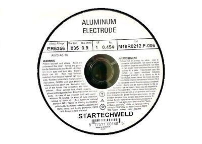 Aluminum Er5356 Mig Welding Wire .035 1 Roll Er5356-.035 1 Ib Each Roll