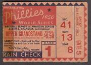 World Series Tickets Game 4