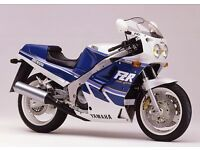 Wanted: Yamaha FZR1000 Genesis