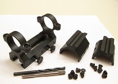 PE PEM sniper scope mount 4 Russian Mosin Nagant 91/30 with hex and round base