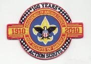 100 Year Scout Patch