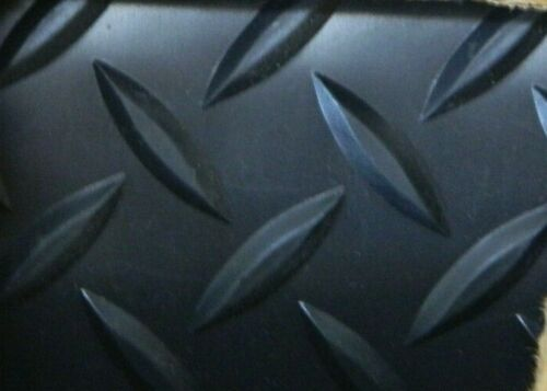 APACHE MILLS ANTIFATIGUE DIAMOND FOOT MAT BLACK,  3