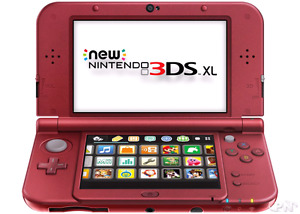 Looking for 3DS XL. Trade for normal 3DS and cash.