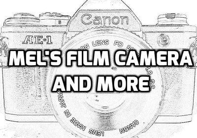 MeL s Film Camera and More