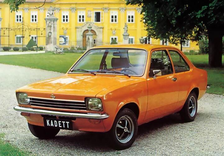 Die Geschichte des Opel Kadett C