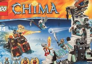 Retired Lego Chima