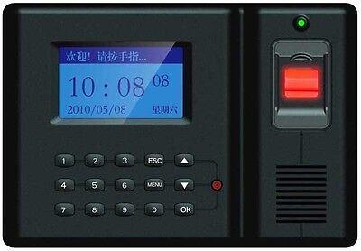 Stand Alone Biometric Fingerprint Scanner For Time Attendance