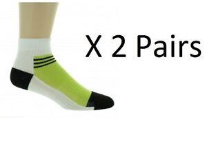 (PACK OF 2) +MD Anti-Blister & Moisture Control Socks, Ankle, Medium