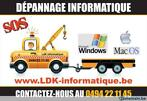 * * * Dépannage informatique Windows et Mac * * *