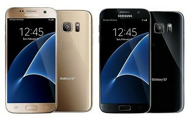 Samsung Galaxy S7 S-7 SM-G930V(Straight Talk)r Smartphone Cell Phone Page Plus