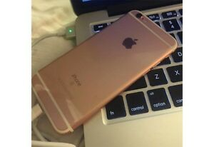 iPhone 6s Rose Gold 64GB Rogers