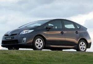 Toyota Prius * 2010 et plus * ~175 000 km. *