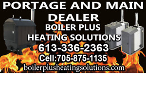"""""""""PORTAGE AND MAIN OUTDOOR BOILERS!!!"""""""""