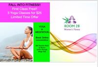 BOOTCAMPS, YOGA & WOMENS PERSONAL TRAINING