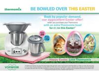 Thermomix TM5 with extra bowl