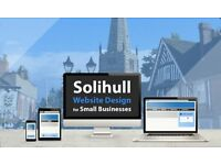 Planning a New Website? Solihull Web Design for Small and Start-Up Businesses.
