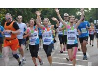Photographer needed for charity team in the Royal Parks Half Marathon 2016